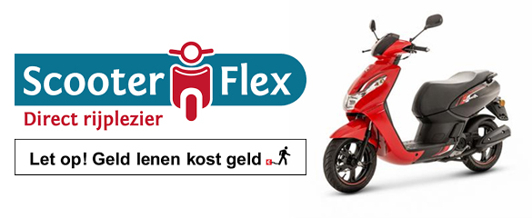 Hackmann2wielers - Scooterflex
