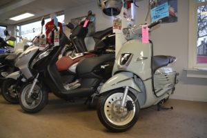 Hackmann2wielers - Peugeot scooters