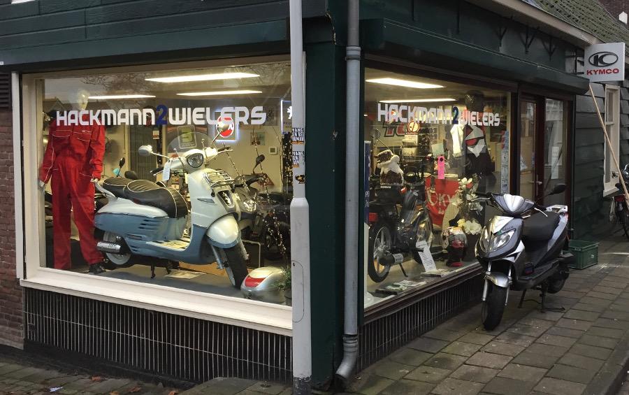 Hackmann2wielers - Scooterwinkel